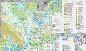 lake powell maps  npmapscom  just free maps period