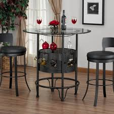 Kitchen Table With Bench Set Furniture Coaster Pub Table And Chairs Pub Table And Chairs