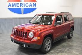 2018 jeep patriot high alude fwd automatic 4 door 2 0l 4 cyl engine suv