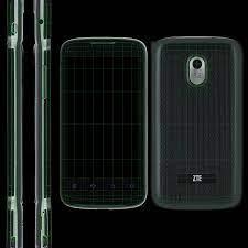ZTE V889M Black 3D Model $14 - .ma .fbx ...