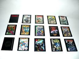 comic book wall art wooden large batman cover comic book wall art