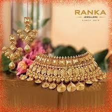 Ranka Jewellers Jewellery Designs Necklacedesigns Hashtag On Twitter