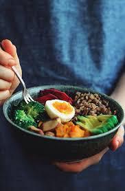 gezond aankomen in gewicht