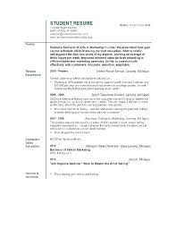Sample Of Objective On A Resume Objective Resume Samples Examples Of ...