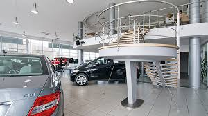 Vorremmo permetterti di utilizzare il nostro sito web in modo ottimale e garantirti un costante. Interior Design For Mercedes Benz Showroom Burgas