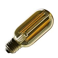 E27 Dimmable Vintage Tubular T45 Led Filament Bulb