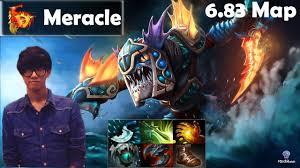 meracle fd slark pro gameplay mmr dota 2 pro youtube