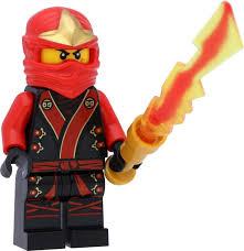 Lego Ninjago 2013 Kai Minifigure Final Battle Suit - Walmart.com -  Walmart.com