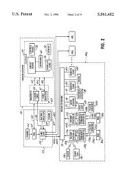 patent us5561412 patient nurse call system google patents patent drawing