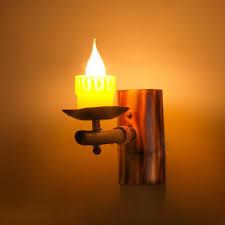 Retro Nordic Ikea Kerze Wandleuchte Amerikanischen Land Rh