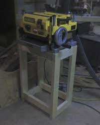 dewalt planer stand. dewalt tool hunter: i coundn\u0027t stand it, so made a for the dw735 planer dewalt l