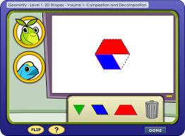 Pattern Blocks Online