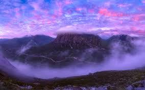 Images Gratuites : paysage, Montagne, nuage, ciel, lever du soleil, nuit,  Aube, atmosphère, crépuscule, clair de lune, Image sympa, Chanter, Écosse,  je, hauts plateaux, Buachailleetivemor, Westhighlands, Ef1635mmf4lisusm,  Buachailleetivebeag ...