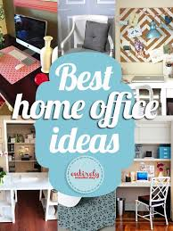 office diy projects. Best DIY Projects For Your Home Office! Entirelyeventfulday.com #office #desk Office Diy