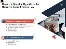 It's presented here for educational purposes. Research Question Hypothesis For Research Paper Proposal Expected Impact Ppt Example 2015 Presentation Graphics Presentation Powerpoint Example Slide Templates