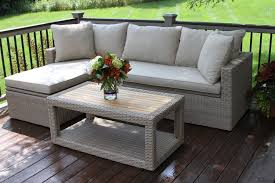 teak wicker furniture