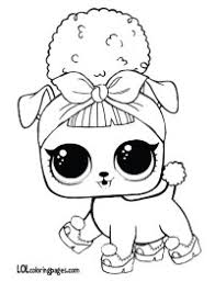 Lol Coloring Pages Queen Bee Queen Bee Lol Doll Coloring Page