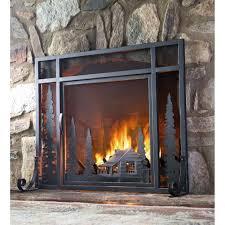 pleasant hearth fireplace door pleasant hearth glass firescreen pleasant hearth fireplace door installation