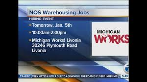 nqs is looking for warehousing workers for jobs in plymouth and Wedding Jobs Plymouth nqs is looking for warehousing workers for jobs in plymouth and commerce township wxyz com wedding planner jobs plymouth
