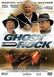 Ghost Rock - Fight For Justice by Dustin Rikert | DVD | condition very good  for sale