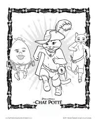 Dessin Imprimer Du Net Coloriage Le Chat Pott