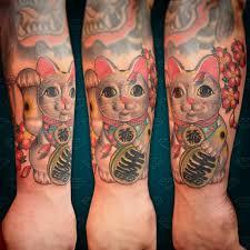 Idee Tattoo Il Gatto Attraverso Vari Stili