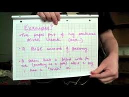 Writing On Graph Paper Youtube
