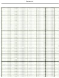 Square Grid Excel Chart Engineering Graph Paper Template