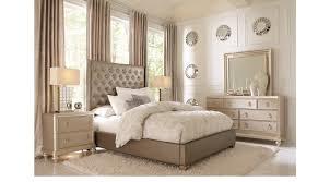 sweet trendy bedroom furniture stores. Sweet Design Sofia Vergara Bedroom Furniture Paris Gray 5 Pc Queen Upholstered Contemporary Trendy Stores I