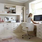 furniture interesting home office furniture design inspiration to make comfortable atmosphere affect your workflow captivating shaped white home office furniture