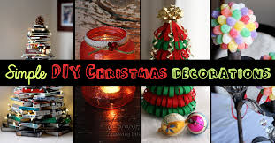 creative homemade christmas decorations. Beautiful Creative Top 9 Simple And Affordable DIY Christmas Decorations On Creative Homemade A