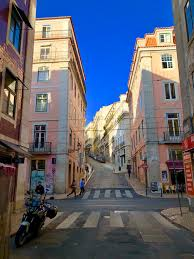 Red Light District In Portugal Lisbon Portugal Passport Bae