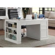white modern office desk. White Modern Office Desk .