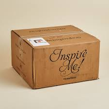 Home Decor Subscription Box Inspire Me Home Decor Subscription Box Review February 100 My 24