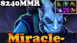 dota 2 patch 6 86 miracle 8240mmr plays riki ranked match