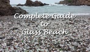 sea glass on glass beach fort bragg