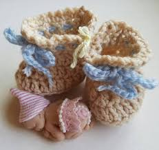 Baby Booties Crochet Pattern Interesting Decorating Design