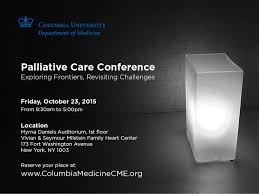 Palliative Care Conference - Events at NewYork-Presbyterian