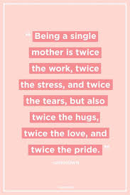Single Mom Quotes Best 48 Single Mom Quotes Being A Single Mother Sayings