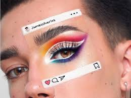 the new insram makeup trend is