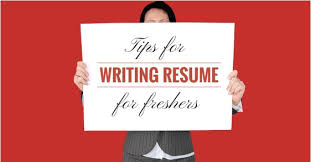 40 Tips For Writing Attractive Resume For Freshers WiseStep Magnificent Tips For Writing A Resume