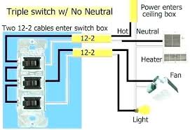 bathroom fan light combo wiring diagram Bathroom Light Fan Wiring Diagram Wiring Ceiling Fan Light Combo