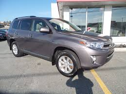Used 2013 Toyota Highlander hybrid in St-Georges - Used inventory ...