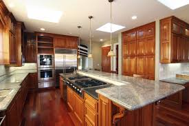 Kitchen Island With Granite Top And Breakfast Bar Kitchen Islands With Bar Stools Source Insidesign Modern Kitchen