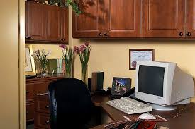 a home office. Home Management Central Deserves A Custom Office