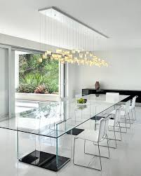dining table chandeliers dining elegant dining room chandelier rectangular in a room with glass top rectangular