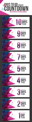 17 best images about web banners ad design days to go countdown banner banners design webbanner template