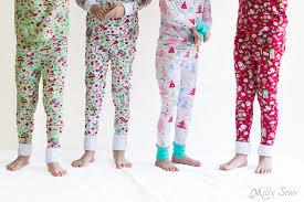 Pajama Patterns Best DIY Christmas Pajamas Sew Pajamas With This FREE Pattern Melly Sews