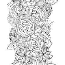 Small Picture Advanced coloring pages of roses ColoringStar