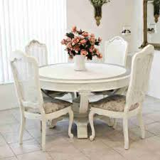 elegant shabby chic dining room table shab home improvement idea photo pic on ideal set chair